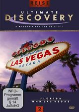 ULTIMATE DISCOVERY 2 - FLORIDA UND LAS VEGAS (DVD) *NEU OVP*
