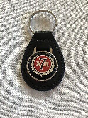 Mercury Keychain Very Rare Red Emblem Key Chain
