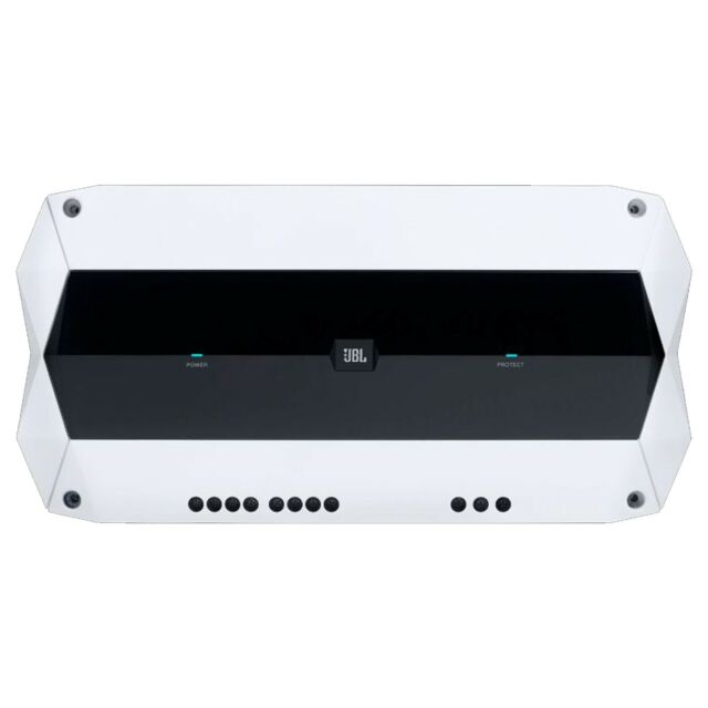 JBL Marine MA704 Weather-Resistant High-Performance 4-Channel Marine Amplifier