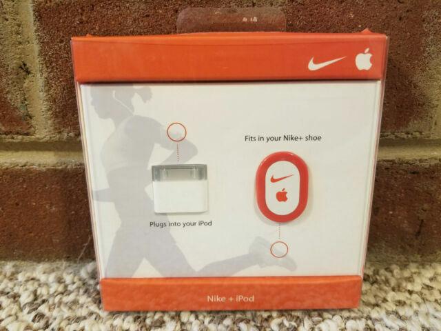 bádminton Viaje Masculinidad  Nike iPod Sport Kit Wireless Running Shoe Sensor Ma692ll/f for sale online  | eBay