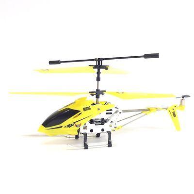 COBRA RC TOYS HELICOPTER - SKYLINE 3.5 CHANNEL WITH GYRO - YELLOW - W/ WARRANTY!