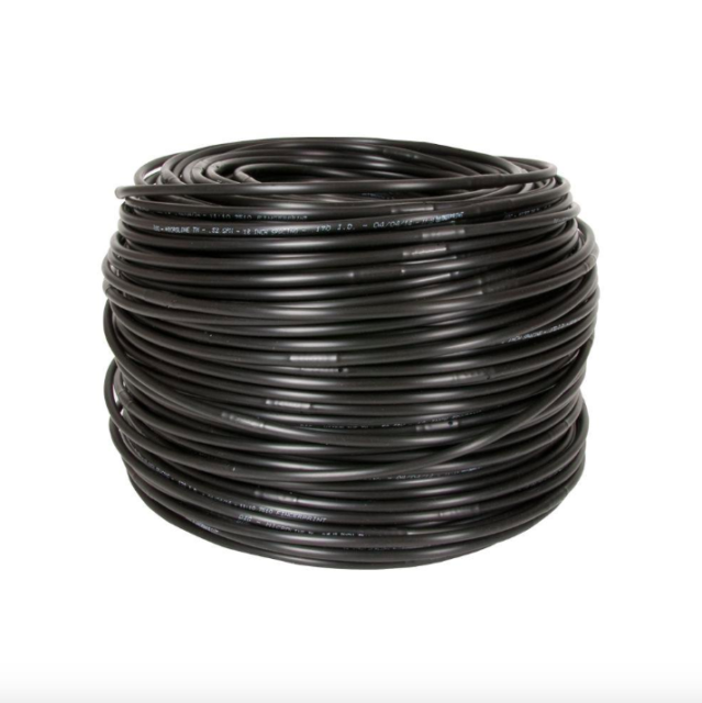 DIG 1/4 in 500 ft Lawn Drip Emitter Line Irrigation Water ...