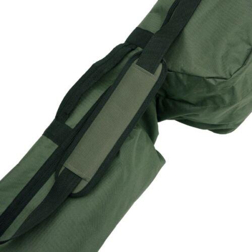 NGT Karpfenangeln Gepolstert 3+3-stab Reisetasche für 12ft Stangen Gerät