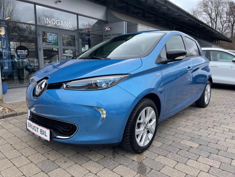Renault Zoe Billede 6