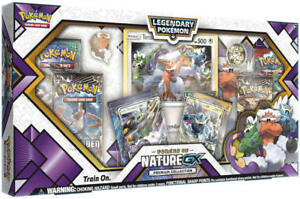 Pokémon Individual Cards Forces of Nature GX Premium Collection Pokemon TCG Unused Online Code Card! Toys & Hobbies