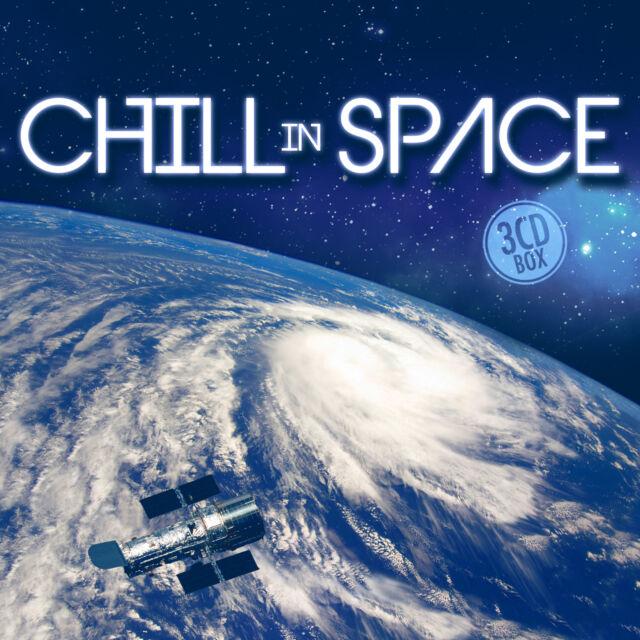 CD Chill in Space di Vari Artisti 3cds