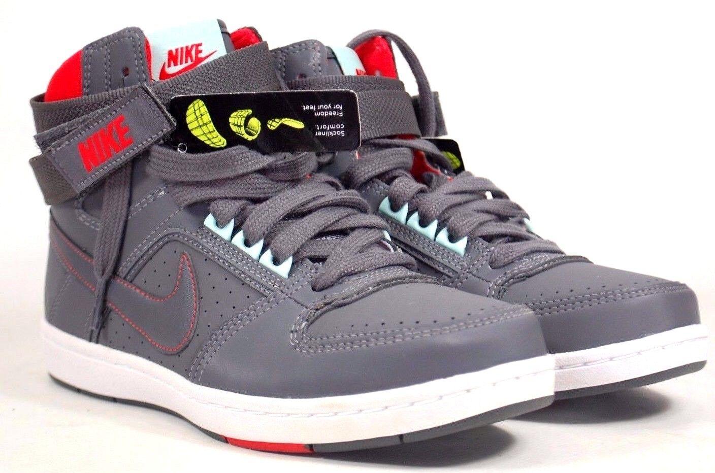 Nike woman Delta lite mid Sneaker HI HI HI TOP Grau 89517e