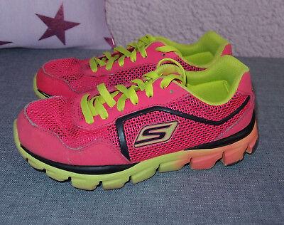Skechers Gr. 32 Laufschuhe Turnschuhe Sneaker Mädchen Top! | eBay