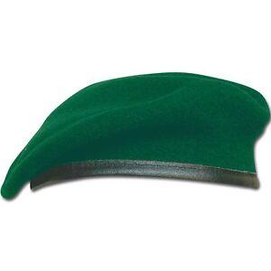 e4722f3181bc6 La imagen se está cargando Boina-BW-verde-cazador-usada