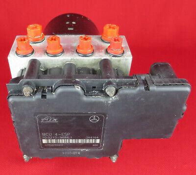 2 Jahrе Garantie ABS für MERCEDES ML W163 1634310712 АТЕ10.0210-9686.1