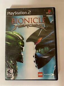 Bionicle Heroes Play Station 2 Used Game A09
