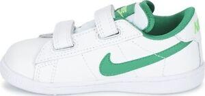 Nuevo-Nike-Tennis-Classic-Tdv-Bebes-Ninos-Ninas-Entrenadores-De-Cuero-719451-103