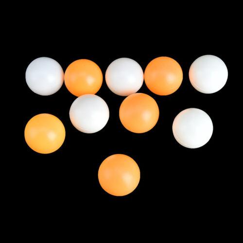10stücke kinder Tischtennisball 40mm Durchmesser Ping Pong Bälle kinder CN