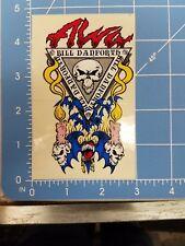 Rubalcaba Duncan Cook Murphy vtg 1980s Alva skateboards sticker