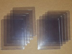 10-x-Toploader-Top-Loader-Ultra-Pro-Regular-Protection-Rigide-Carte-POKEMON-MTG