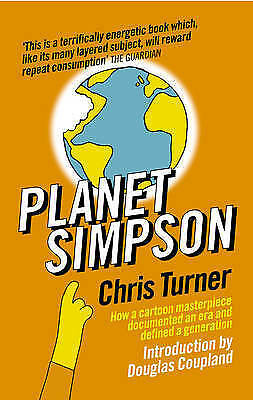 1 of 1 - EXC COND Planet Simpson by Chris Turner AUS SELLER