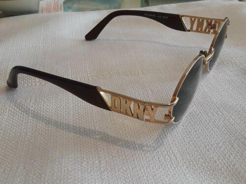 "DKNY SUNGLASSES ""wilshire"" vintage 1990's"