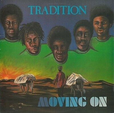 TRADITION Moving On Vinyl Record LP RCA Victor PL 25156 1978 EX 1st Pressing