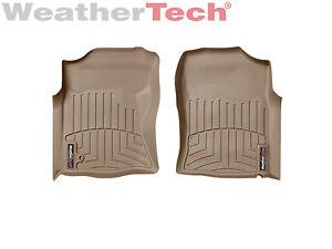 WeatherTech Floor Mats FloorLiner for Toyota Tacoma - 2001-2004 - Tan