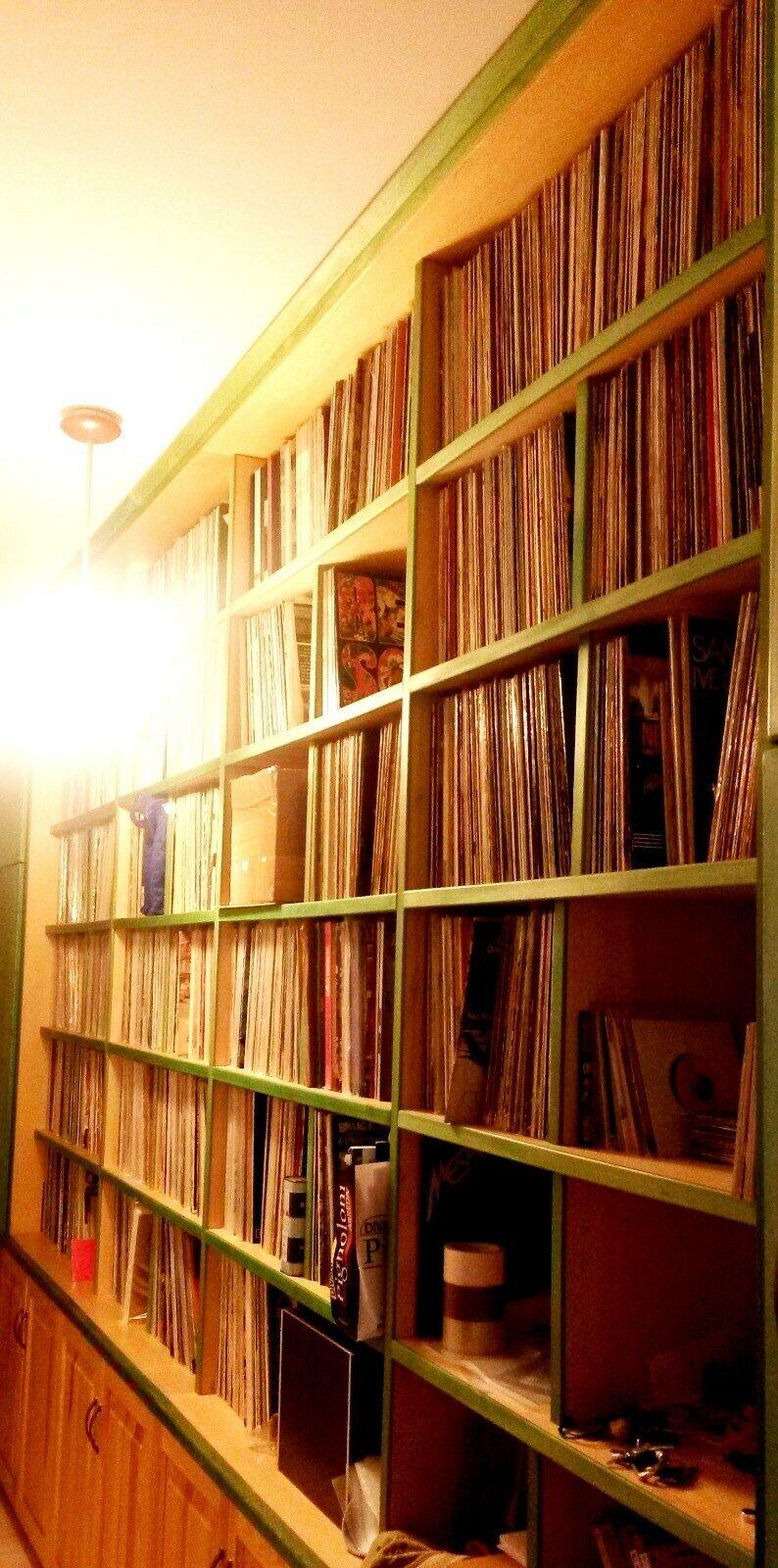 8700 dischi LP e 45 – Lista 4 da Nada a ZZ Top