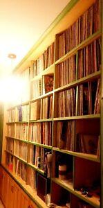 Collezione-di-oltre-9000-dischi-LP-e-45-Lista-4-da-Nada-a-ZZ-Top