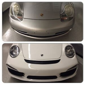 Porsche 996 To 991 Front Face Lift Conversion In Steel