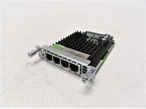 Genuine-Cisco-VIC3-4FXS-DID-4-Port-Voice-Interface-Card