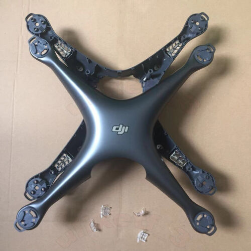 DJI Phantom 4 Pro Upper//Bottom Cover// Landing Gear// little Cover//Lock OBSIDIAN