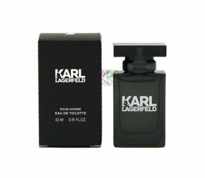 Karl-Lagerfeld-Pour-Homme-Edt-4-5ml-Men-Perfume-Mini-Fragrances-Miniature-New