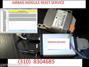 Details about ALL TOYOTA LEXUS SCION AIRBAG MODULE COMPUTER RCM SDM SAS ECU  RESET SERVICE