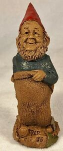 REP-R 1987~Tom Clark Gnome~Cairn #5008~Ed #35~Hand Signed~COA and Story Included