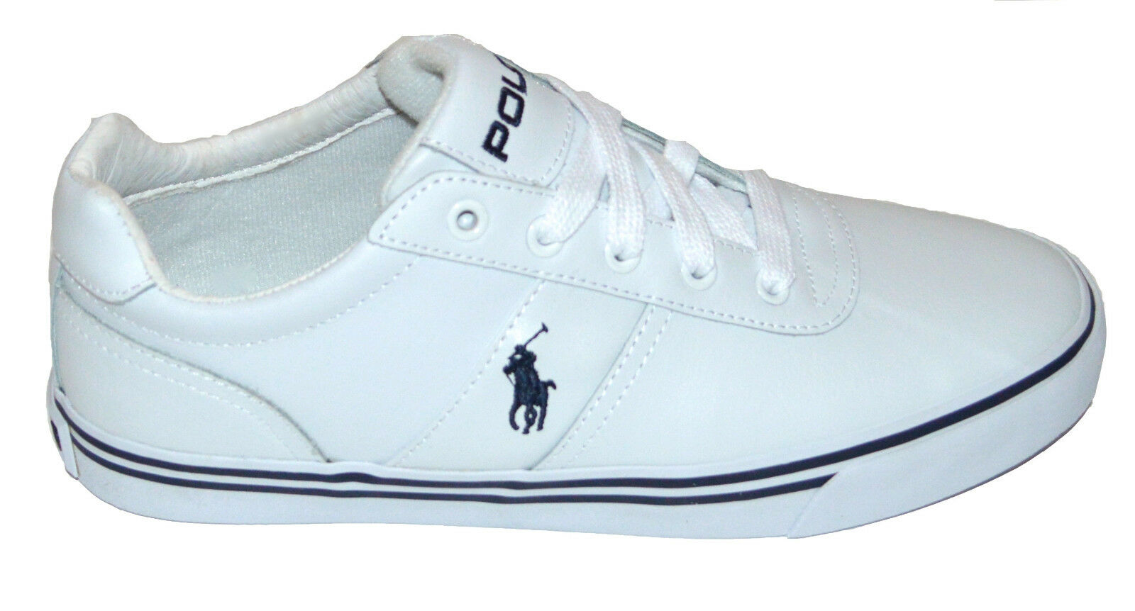 POLO RALPH LAUREN HANFORD HANFORD LAUREN LEATHER TRAINERS a1fb90