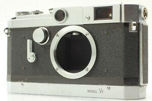 EXC +4 Canon VT Rangefinder Film Camera Body nur aus Japan #450