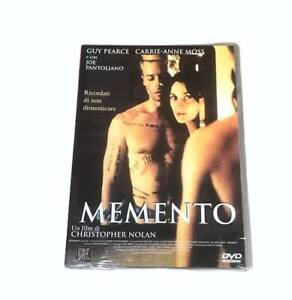 Memento (DVD - Nuovo Editoriale) Italiano, Christopher Nolan, 2000