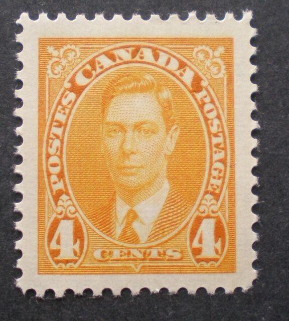 1937 King George VI  Scott # 234 - Mint never Hinged