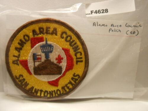 ALAMO AREA COUNCIL SAN ANTONIO CP F4628 TEXAS HEMISPHERE PATCH