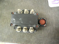 Hartman 3 Phase Circuit Breaker B-430-1, 275 Amps 115/200 Volts