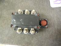 Hartman 3 Phase Circuit Breaker B-430-1, 275 Amps 115/200 Volts