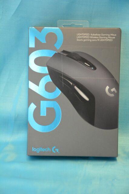 LOGITECH G603 Lightspeed Gaming Maus Bluetooth kabellos Neu & Rechnung inkl.MwSt