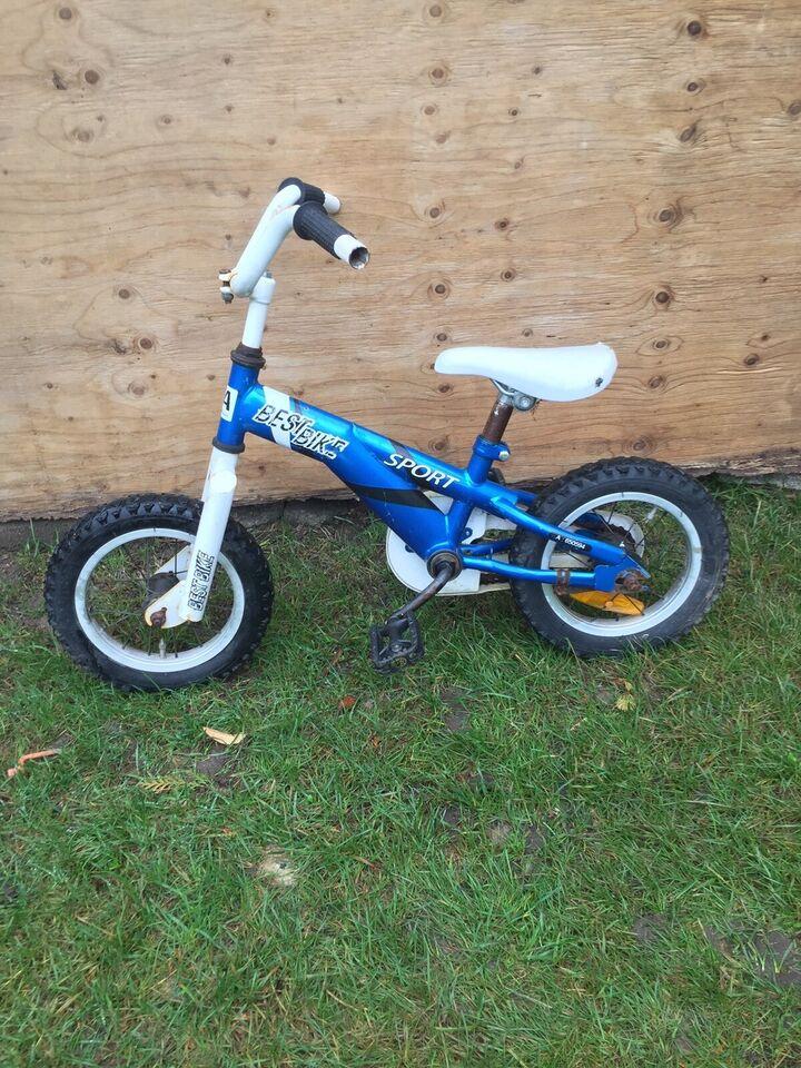 Unisex børnecykel, classic cykel, andet mærke