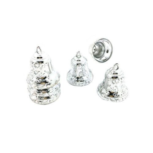6PCS CHRISTMAS TREE BELL HANGING ORNAMENT PENDANT PARTY HOME DECORATION ALLURING