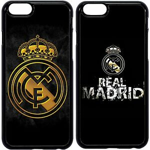 newest 7ffa1 5ea16 Details about Football club Real Madrid hard case cover for Apple iPhone,  Samsung.