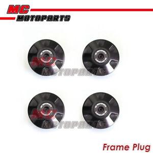 4pcs-Black-CNC-Billet-Frame-Plugs-Set-For-Ducati-Scrambler-2015-2017-15-16-17