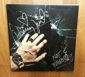 Symmetry The Messenger Signed Clear Vinyl Lp Italians Do