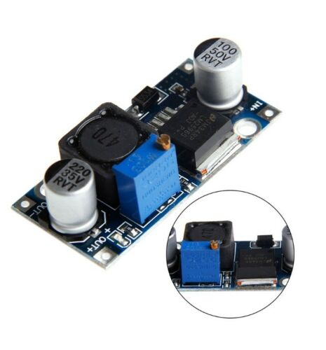 LM2596S DC Spannung Step-Down Schaltregler Netzteil Modul Wandler Konverter