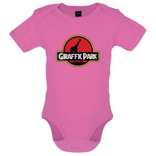 Cine Giraffic Park-babgrow Body-Jirafas Regalo 7 Colores