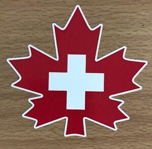 Canada-Ski-Patrol-Sticker-Canadian-Skiing-Snowboarding-Medical-Whistler-Burton