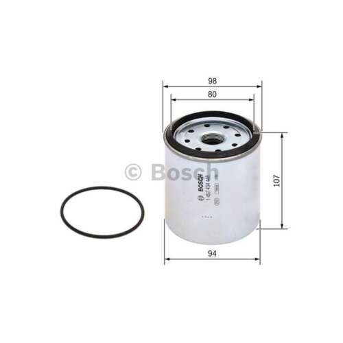 Fits Jeep Grand Cherokee Genuine Bosch Screw On Fuel Filter