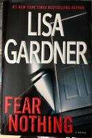 Fear Nothing - 1st/1st - Signed By Lisa Gardner - Detective D.d. Warren - Hc