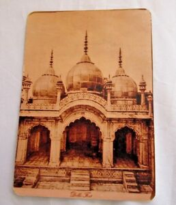Vintage-Repro-Picture-Postcard-034-Delhi-Fort-034-The-Rotary-Photo-Co-London-F1